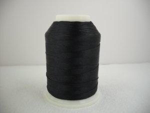 画像1: ポリエステル・オヤ糸(黒)